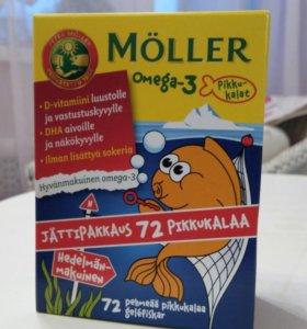 Для детишек из Финляндии 72 шт