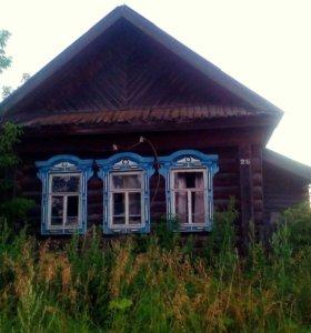 Дом на участке