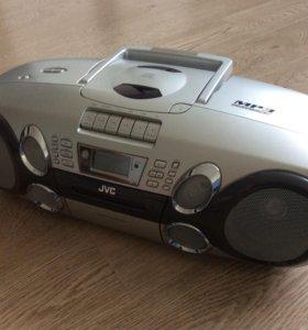 Магнитола CDMP3,кассета
