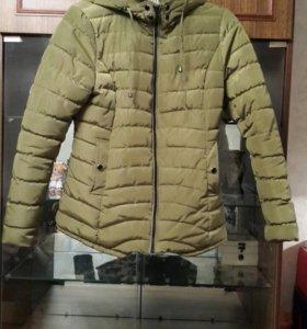 женская куртка 48 размер
