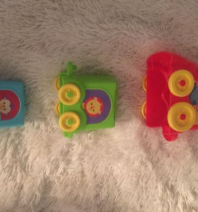 Детские игрушки Фишер прайс