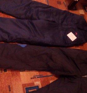 Продам штаны утепленные ,48-50.