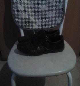 Туфли на мальчика 38 размер