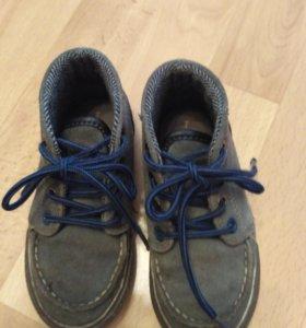 Демисезонные ботиночки, размер 25