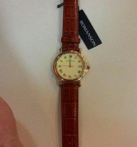 Оригинальные часы Romanson
