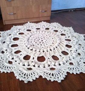 Вязанные ковры