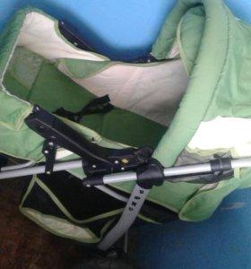 Детская коляска лето-зима