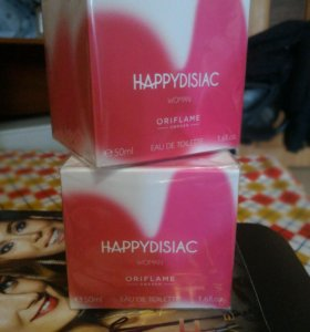 Туалетная вода Happydisiac Woman🚺