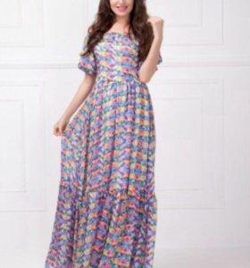 Платье новое  ( итальянский дизайн  Paоla Morena )
