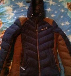 Куртка зимняя ,т.89807384970