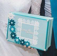 Коробочки для денег на свадьбу