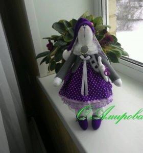 Интерьерные куклы ручной работы,выполню на заказ