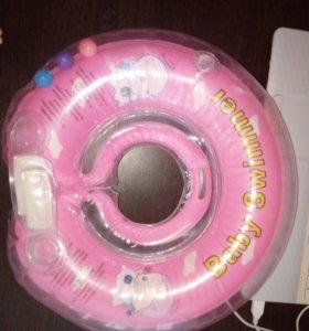 Круг для плавания грудничков
