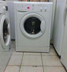Узеая стиралка индезит