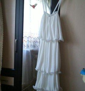 Летнее платье (сарафан новое)
