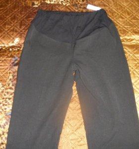 брюки для беременных на флис теплые