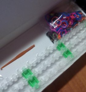 Фигурки и браслеты из резинок