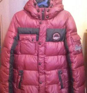 Куртка для мальчика рост 158