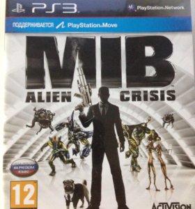 Диск для PS3 MIB