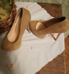 Туфли,размер-37.5