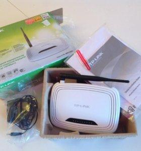 Роутер TP-LINK  TP-WP740 (белый)