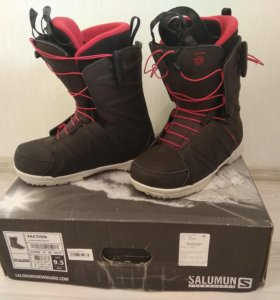 Ботинки для сноуборда Salomon Faction