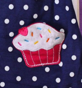 Платья-боди Carter's для маленьких принцесс 👑