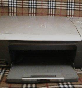 Струйное МФУ HP PSC 1613 All-in-one