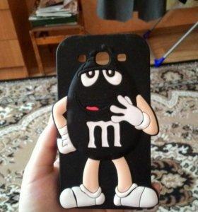 Чехол на Samsung Galaxy S3.