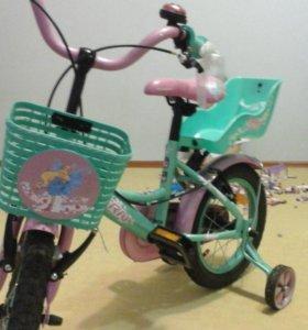 Велосипед детский !