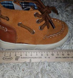 !!!Ботиночки из натуральной замши!!!