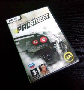 Игра для компьютера Need For Speed: Pro Street