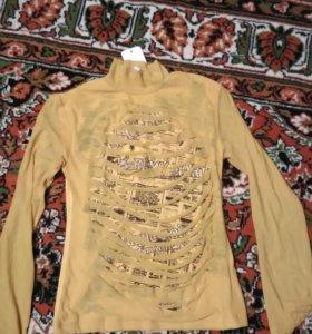 Новые водолазка,рубашки