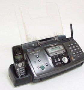 Беспроводной телефон-факс