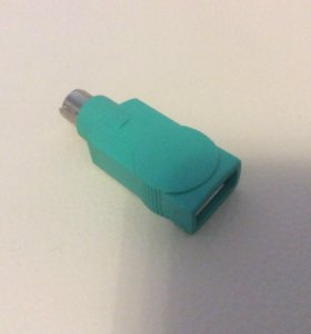 Переходник для клавиатуры ps/2 на USB