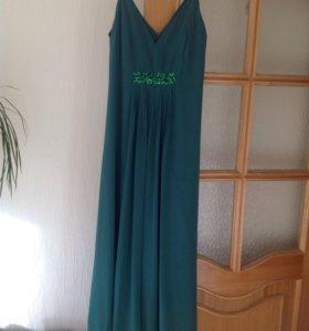платье длинное ,заходите в профиль