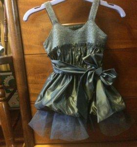 Шикарное платье для малышки