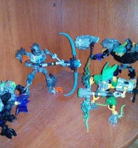 Роботы Lego:( за всех сразу 4 шт, сегодня)