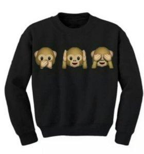Новый свитер хл 48