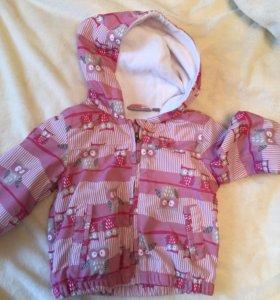 Ветровка (куртка) Baby go р.80