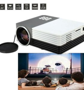 GM50 LED проектор домашний кинотеатр новые товары