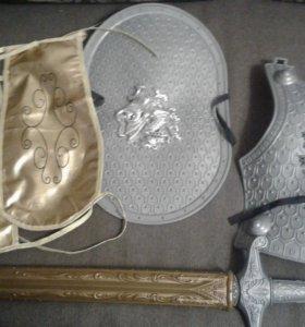 Костюм рыцаря (детский)