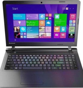 Ноутбук Lenovo 100-15IBYНОВЫЙ