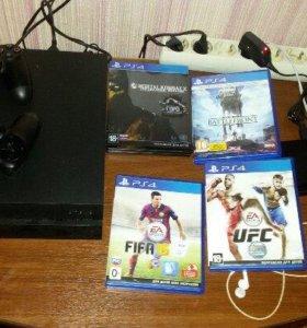 Sony PlayStation 4. 500g