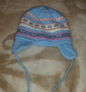 Теплые шапки по 200р