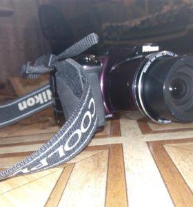 Продам срочноо.Фотоаппарат Coolpix L830