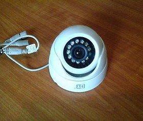 Видеокамера, камера видеонаблюдения ST-1020 4шт
