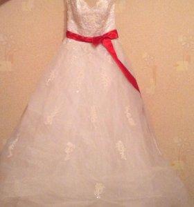 Продам новое свадебное платье!!!