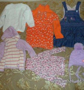 Одежда для девочки (3-4года)