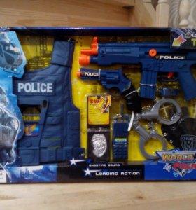 Игрушечный Набор полицейского